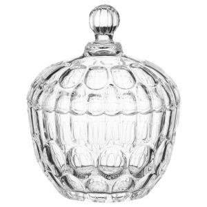 Glass Candy Jar