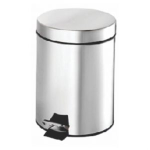 Stainless Steel Dustbin with Pedal @ Mayfair Home