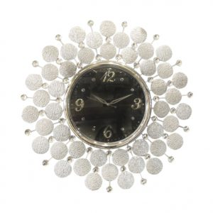 Wall Clock with Diamante