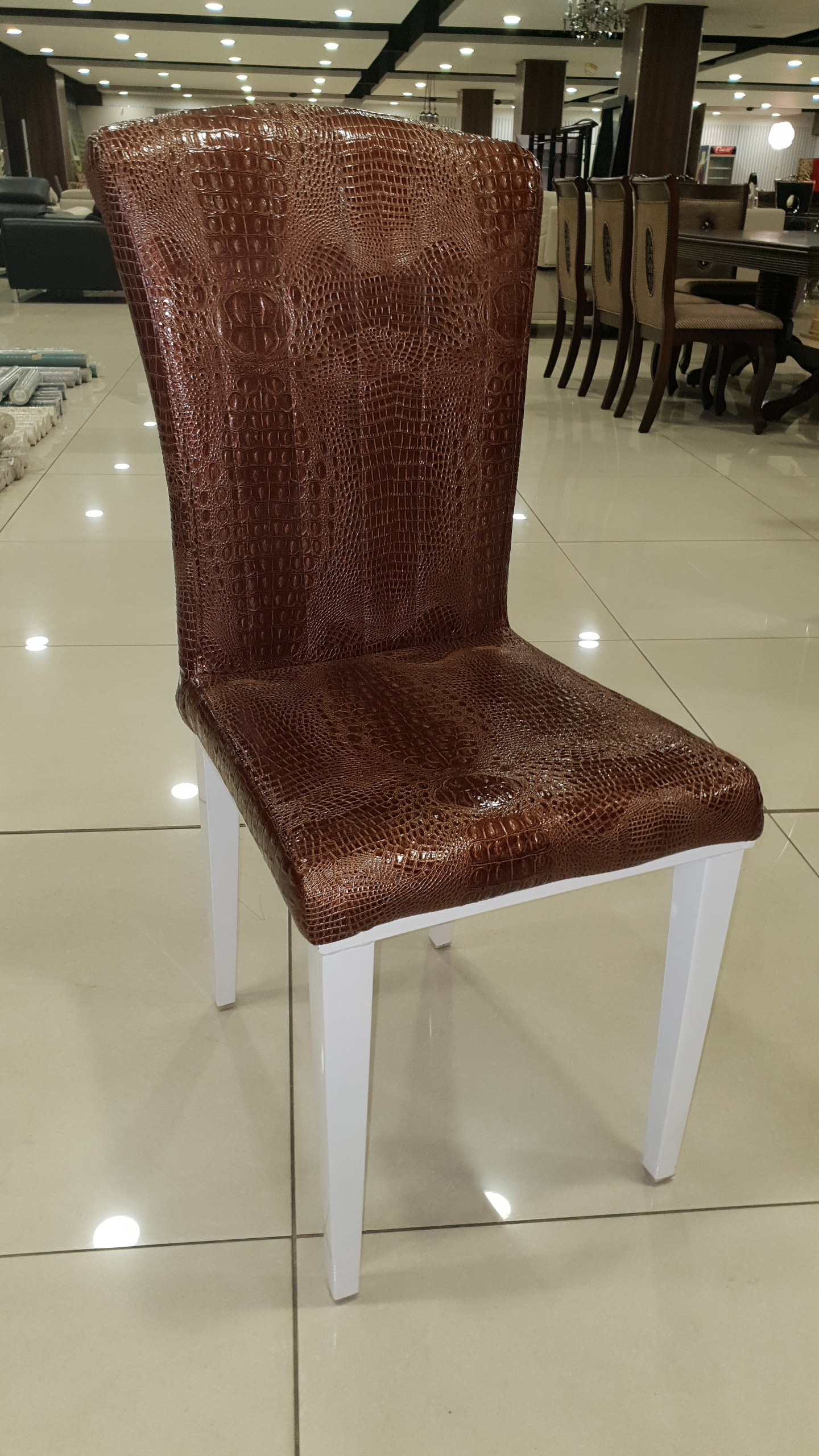 Pleasant Wing Back Croc Chairs Pabps2019 Chair Design Images Pabps2019Com
